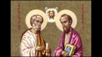 12 июля.День первоверховных апостолов Петра и Павла
